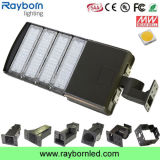 Outdoor 140lm/W 200W Rue lumière LED de cellule photoélectrique pour Plaza mât