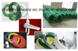 공장 안에 의하여 직류 전기를 통하는 철 철사를 가진 고품질 PVC에 의하여 입히는 의무적인 Wire/PVC 입히는 철사