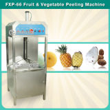 Machine de pelage industrielle automate à la papaye à l'ananas, éplucheuse à fruits (FXP-66)
