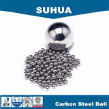 Kohlenstoffarme Stahlkugel der hohen Präzisions-1/4 '' für Verkauf