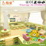 나무로 되는 육아 가구, 판매를 위한 육아 교실 가구