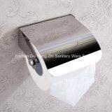 De nieuwe Houder van het Toiletpapier van de Houder van het Weefsel van het Roestvrij staal van het Ontwerp Muur Opgezette