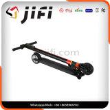Scooters elétricos dobráveis de roda dupla, Scooter E com boa absorção de choque