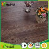 Prix bon marché du plancher en stratifié coloré de PVC