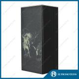 Rectángulo de papel Textured para la botella del licor (HJ-PPS01)