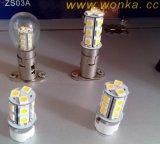 4W AC/DC 12V G4 LED車の電球の解決