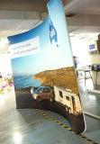 張力ファブリック携帯用展覧会の立場、陳列台、トレードショー(KM-BSH4)