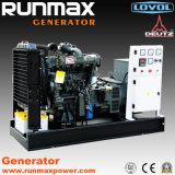 80kVA経済的なディーゼル発電機セット(リカルドシリーズ) (HF64R1)