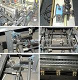 Belüftung-PET Arc-Shaped Dichtungs-Plastiktasche, die Maschine herstellt