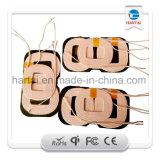 Bobina standard A6 del Qi Tx del caricatore senza fili