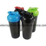 печатание логоса бутылки трасучки 700ml, пластичная бутылка Joyshaker трасучки, бутылка трасучки протеина