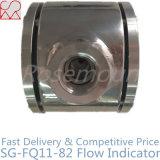 競争価格の鋼管の球の水流の表示器