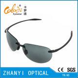 Óculos de sol do esporte Tr90 para conduzir com Lense de nylon (S2081-C1)