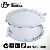 Plafonnier blanc chaud de la vente 6W DEL avec RoHS (rond)