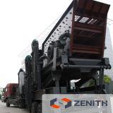Разумно конструкции задавливать и скрининга заводы (50-800tph)