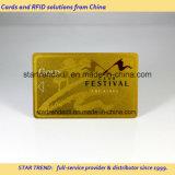 Cartão duty free com assinatura para porto aéreo