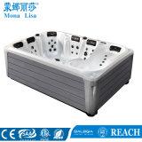Tina caliente M-3378 del masaje al aire libre de la bañera del BALNEARIO de las personas de Monalisa 6