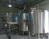 Бак ферментера нержавеющей стали конический, промышленное заквашивание (ACE-FJG-H2)