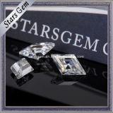 보석을%s 모양 연 Vvs 공상 F-H 색깔 Moissanite 합성 다이아몬드