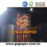 weiße Zwischenlage-mittleres Papier der Prüfungs-140GSM für Kasten-Produktion