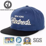 2017 La nueva era de la moda Denim Hat Cool Cap Snapback con bordados