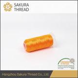 높은 강인을%s 가진 Sakura Oeko-Tex100 1 종류 레이온 스레드