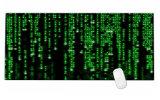 Stuoia 900*400*3mm dello scrittorio di formato di gioco della tigre grande della grande di mouse stuoia larga estesa del rilievo