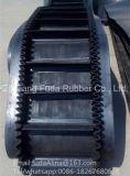 Nastro trasportatore di gomma alzato all'ingrosso poco costoso del muro laterale del bordo e nastro trasportatore ripido