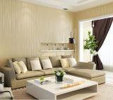 Non-Woven telas papel pintado para la decoración del hogar