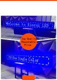 Singolo modulo dell'interno della visualizzazione di LED dell'azzurro P10