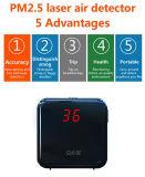 塵のテストのための携帯用ガス探知器Pm2.5の探知器