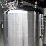 Tank van de Opslag van het Biogas van het roestvrij staal de Vacuüm