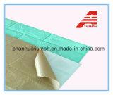 Papel de empapelar movible popular de la espuma Uno mismo-Que se pega 3D para la seguridad del sitio de los cabritos
