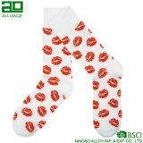 Kundenspezifische Mann-Großhandelsmannschaft Sports Socken