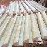 Вкладыш 20mm*2.7m мрамора украшения Cornor полного уравновешивания камня мрамора тела нутряной угловойой