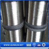 Acier inoxydable 201, 304, 304L, 316, fil de l'acier inoxydable 316L