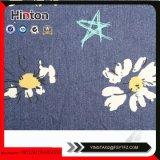 Ткань джинсовой ткани способа напечатанная конструкцией для повелительницы Пальто и рубашки