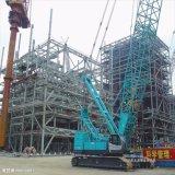 Planta pesada /Building da construção de aço En1090 com painel de sanduíche