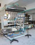 Автоматическая восемь глав государств машины для наполнения бачка томатный соус/салат соусом (FLC-800A)