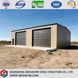 Almacén de acero estructural Sinocame