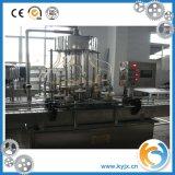 Ligne droite automatique machine de remplissage pour de petite capacité