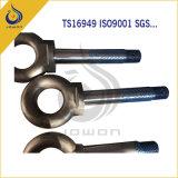 Forjadura de aço carbono em aço inoxidável com Ts16949
