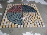 프로젝트 화강암 /Marble/Basalt/Slate/Tumbled/Sandstone/Porphyr/Granite 돌 포장 도로 또는 입방체 돌