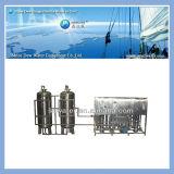 Tratamiento de Agua en casa de ultrafiltración