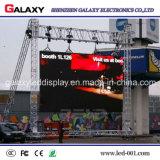 Schermo di visualizzazione esterno del LED dell'affitto P3.91/P4.81/P5.95 (l'alluminio della pressofusione)