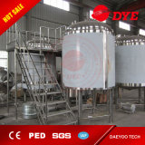 10bbl aire forzado Brewing System / caliente licor del tanque / Mash Lauter Tun / Brew Kettle y Whirlpool 3 buques