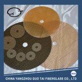 Dischi della maglia di rinforzo vetroresina per la mola