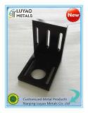 CNC de alumínio do costume da elevada precisão do OEM que faz à máquina com boa qualidade