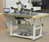 Máquina de coser de patrón automático de trabajo extra pesado con gancho de transporte grande