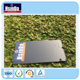Hsinda Ral9005黒く光沢度の高いミラーの効果の粉のコーティング